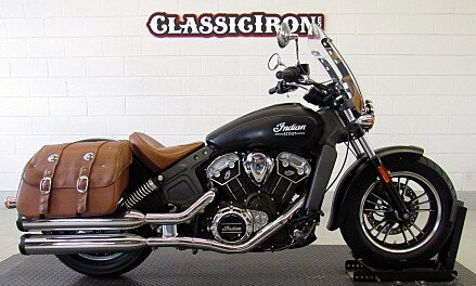 2016 Indian Scout for sale 200558883