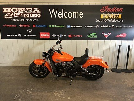 2016 Indian Scout for sale 200622317