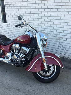 2016 Indian Springfield for sale 200523799