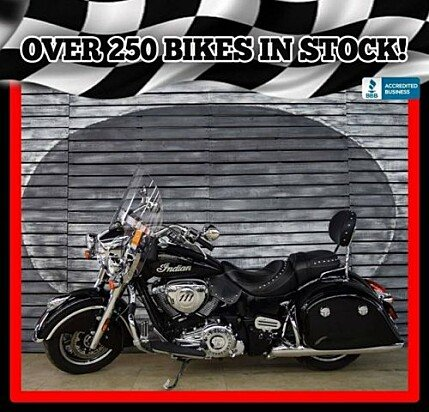 2016 Indian Springfield for sale 200535667