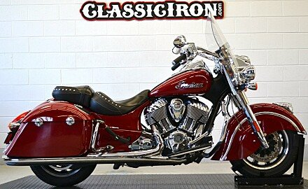 2016 Indian Springfield for sale 200559080