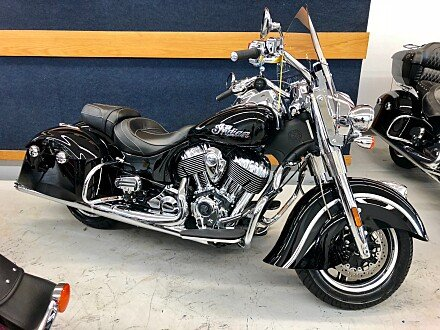 2016 Indian Springfield for sale 200593268