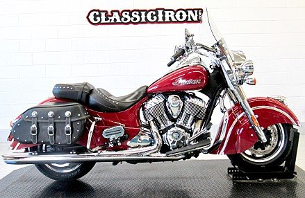 2016 Indian Springfield for sale 200634937