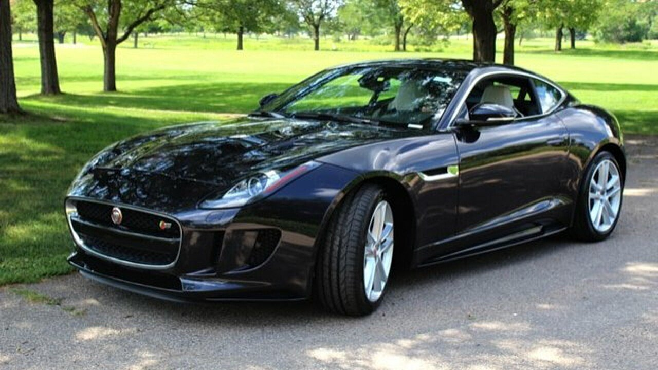 2016 Jaguar F-TYPE S Coupe AWD for sale 100735146