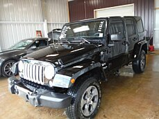 2016 Jeep Wrangler 4WD Unlimited Sahara for sale 100856975