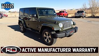 2016 Jeep Wrangler 4WD Unlimited Sahara for sale 100942938