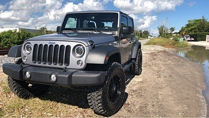 2016 Jeep Wrangler 4WD Unlimited Sport for sale 100926748