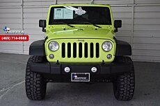 2016 Jeep Wrangler 4WD Unlimited Rubicon for sale 100929018