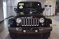2016 Jeep Wrangler 4WD Unlimited Sahara for sale 100943985