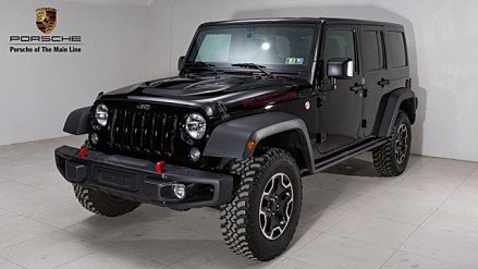2016 Jeep Wrangler 4WD Unlimited Rubicon for sale 100946443