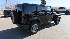 2016 Jeep Wrangler 4WD Unlimited Rubicon for sale 100953532