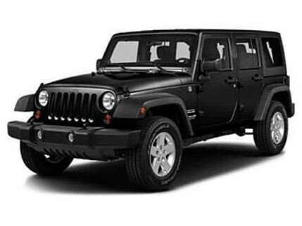 2016 Jeep Wrangler 4WD Unlimited Sport for sale 100956525