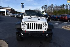 2016 Jeep Wrangler 4WD Unlimited Rubicon for sale 100956817