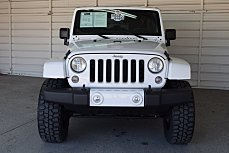 2016 Jeep Wrangler 4WD Unlimited Sahara for sale 100960285