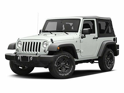 2016 Jeep Wrangler 4WD Sport for sale 100960603