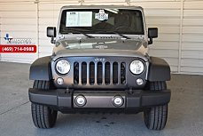 2016 Jeep Wrangler 4WD Unlimited Sport for sale 100961177