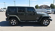 2016 Jeep Wrangler 4WD Unlimited Sahara for sale 100962400