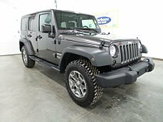 2016 Jeep Wrangler 4WD Unlimited Sport for sale 100967897