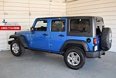 2016 Jeep Wrangler 4WD Unlimited Sport for sale 100968785