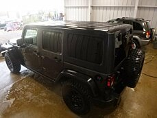 2016 Jeep Wrangler 4WD Unlimited Sport for sale 100973046