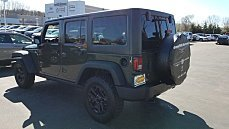 2016 Jeep Wrangler 4WD Unlimited Sport for sale 100978918
