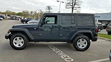 2016 Jeep Wrangler 4WD Unlimited Sport for sale 100980050