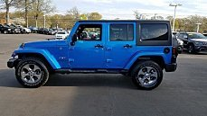2016 Jeep Wrangler 4WD Unlimited Sahara for sale 100981893