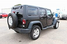 2016 Jeep Wrangler 4WD Unlimited Sport for sale 100982014
