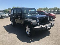 2016 Jeep Wrangler 4WD Unlimited Sport for sale 100987186