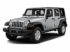 2016 Jeep Wrangler 4WD Unlimited Sport for sale 100987590