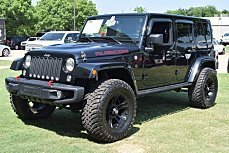 2016 Jeep Wrangler 4WD Unlimited Rubicon for sale 100990343