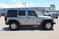 2016 Jeep Wrangler 4WD Unlimited Sport for sale 100994567