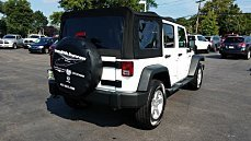 2016 Jeep Wrangler 4WD Unlimited Sport for sale 101005162