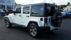 2016 Jeep Wrangler 4WD Unlimited Sahara for sale 101009227