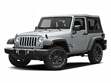 2016 Jeep Wrangler 4WD Sport for sale 101011695