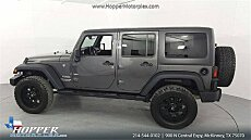 2016 Jeep Wrangler 4WD Unlimited Sport for sale 101018105