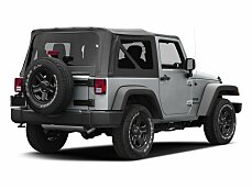 2016 Jeep Wrangler 4WD Sport for sale 101018637