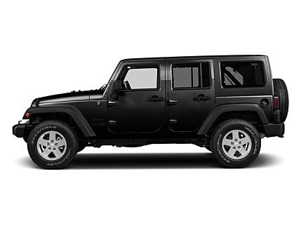 2016 Jeep Wrangler 4WD Unlimited Sport for sale 101028389