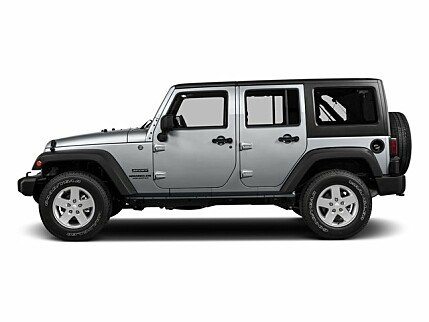 2016 Jeep Wrangler 4WD Unlimited Sahara for sale 101031043