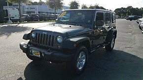 2016 Jeep Wrangler 4WD Unlimited Sport for sale 101033640