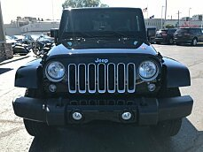 2016 Jeep Wrangler 4WD Unlimited Sahara for sale 101034796