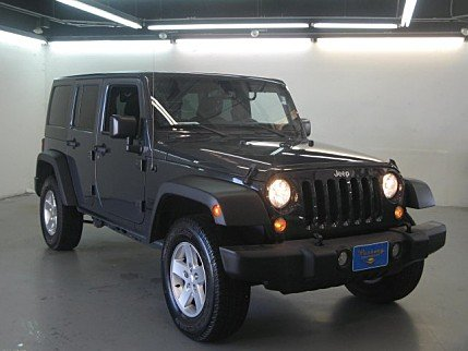 2016 Jeep Wrangler 4WD Unlimited Sport for sale 101038314