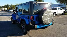 2016 Jeep Wrangler 4WD Unlimited Sahara for sale 101046160