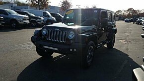 2016 Jeep Wrangler 4WD Unlimited Sahara for sale 101053719