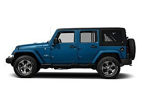 2016 Jeep Wrangler 4WD Unlimited Sahara for sale 101056342