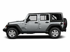 2016 Jeep Wrangler 4WD Unlimited Sport for sale 101058242