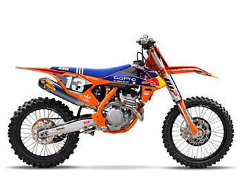 2016 KTM 250SX-F for sale 200395055