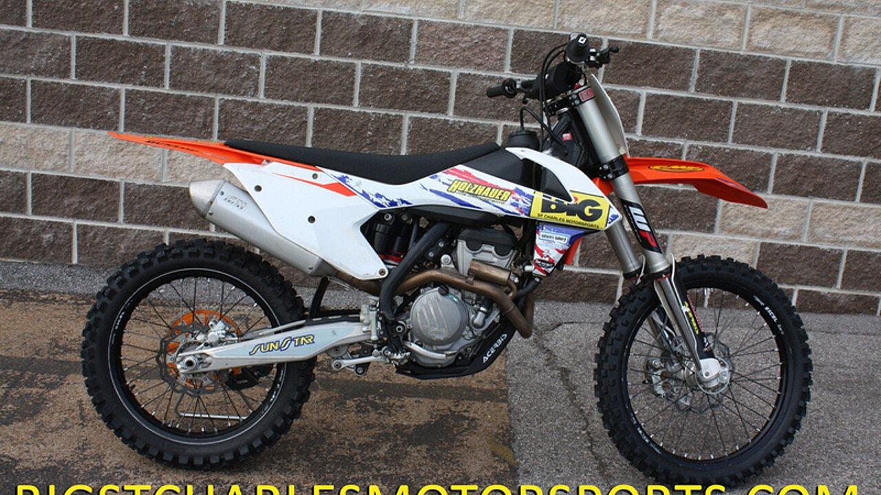 2016 KTM 250SX-F for sale 200456403