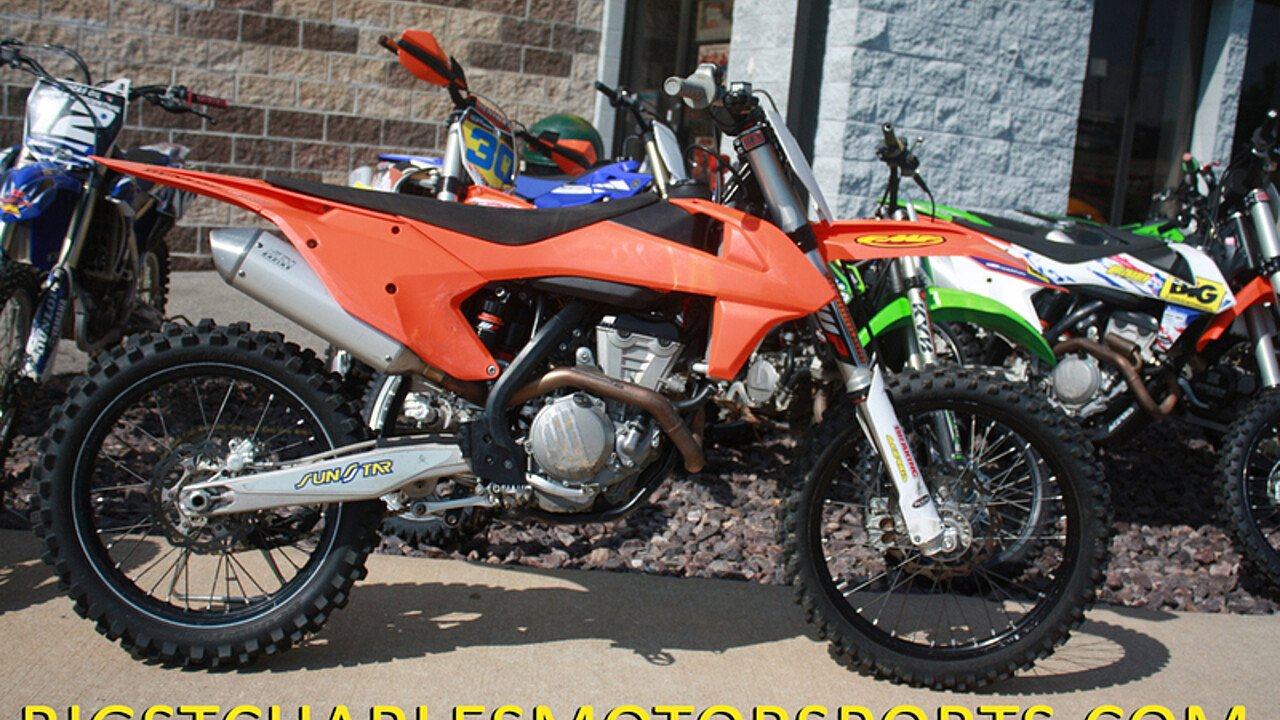 2016 KTM 250SX-F for sale 200477455