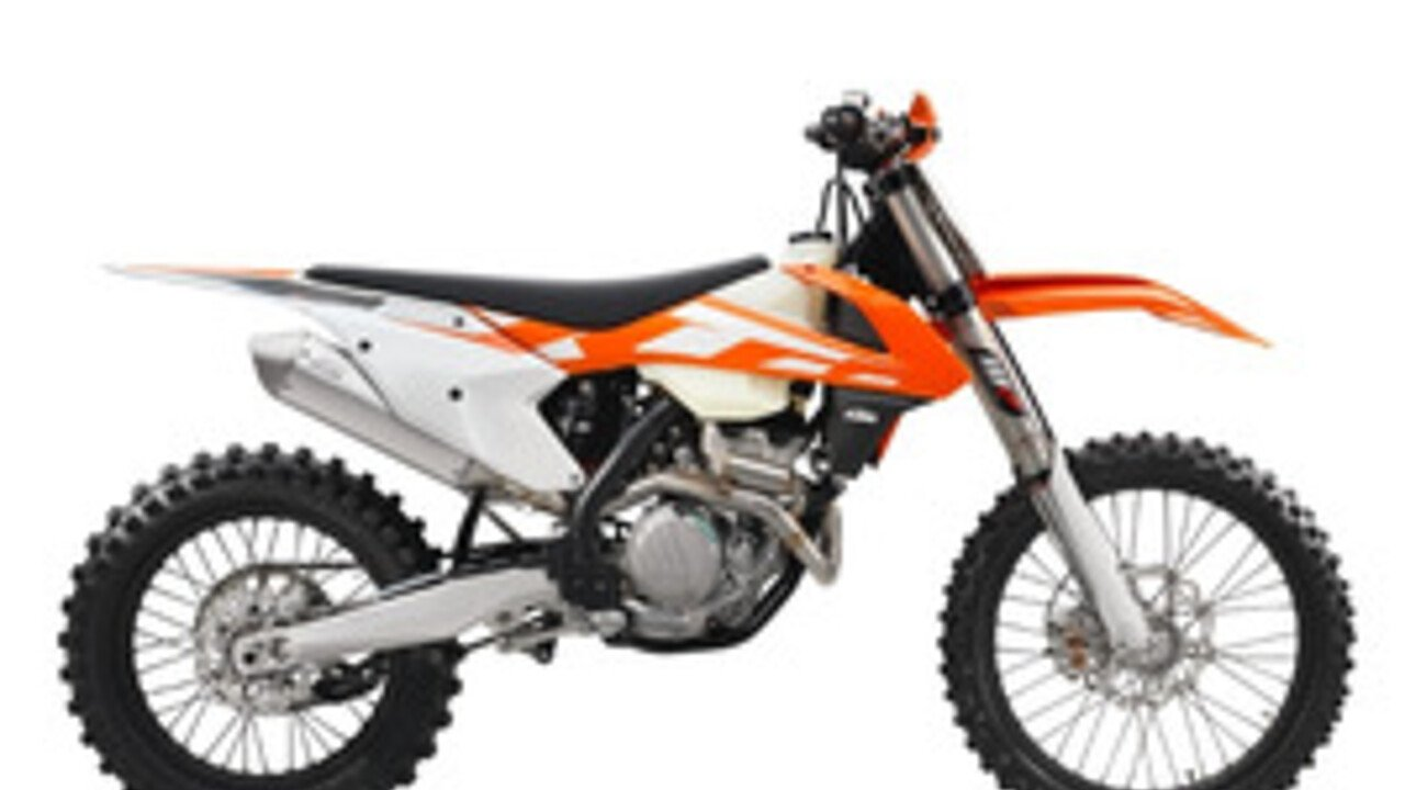 2016 KTM 250XC-F for sale 200455540